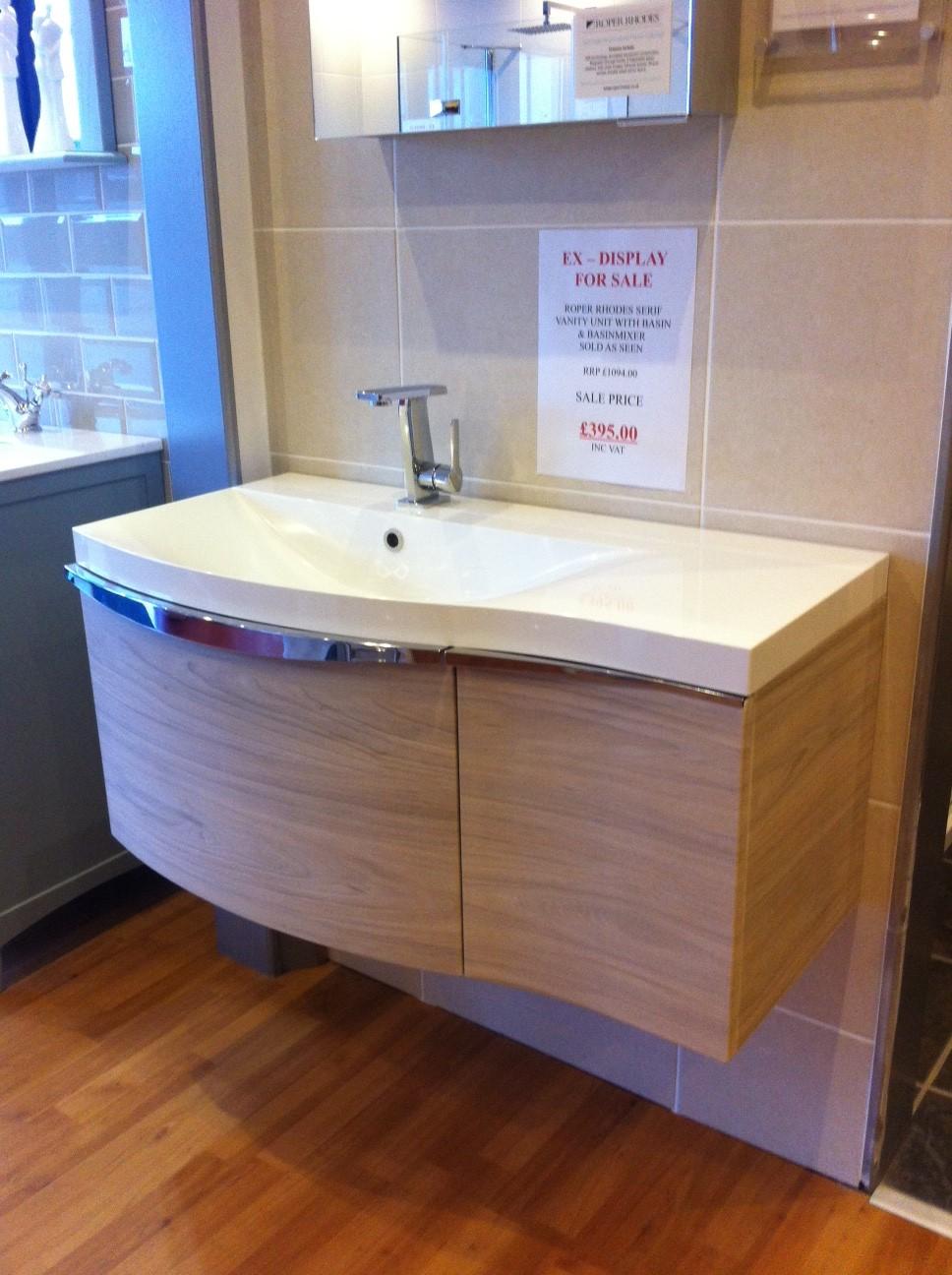 Ex-Displays - Bath Zone